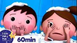 No Monster Song +More Nursery Rhymes and Kids Songs   Little Baby Bum