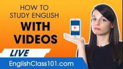 How to Study English With Our Videos On YouTube?
