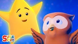 Star Light, Star Bright | Kids Songs | Super Simple Songs