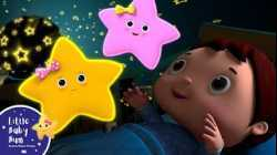 Sensory Colors for Babies - Twinkle Star!   Little Baby Bum - New Nursery Rhymes for Kids