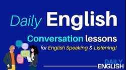 Daily English Conversation | English Conversation Lessons for English Speaking & English Listening