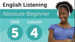 English Listening Practice - Where In the United States Did You Put Your Keys?