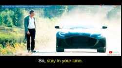 English@theMovies: Stay in Your Lane