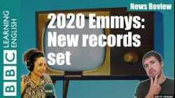 2020 Emmys - New records set - News Review