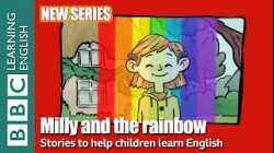 Milly and the Rainbow - The Storytellers