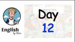 ★ Day 12 - 365 วัน ภาษาอังกฤษ ✦ โดย English by Chris