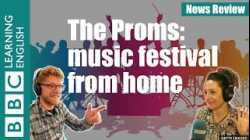 The Proms: Music festival from home  - News Review