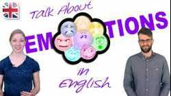How to Talk About Emotions in English - Spoken English Lesson