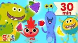 Songs About Food | Kids Songs Collection | Super Simple Songs