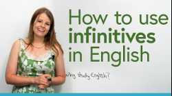Basic English Grammar: Giving reasons with infinitives
